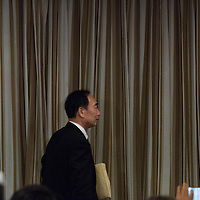 March 23, 2017 ,  Tokyo, Osaka  director  of  nationalist  school, Yasunori  Kagoike  was auditionned  by  lawmakers  after  he reveals pressure  from wife  of prime minister Shinzo  Abe to acquire  a ground of kindergarden for low price under market because the  wife of prime minister Akie  Abe  asked for doing it , the  scandal  threat the regn  of  Shinzo Abe longest PM in  Japan ,  during press conference Kagoike said he received  one million of Yen from spouse of prime minister .Pierre Boutier