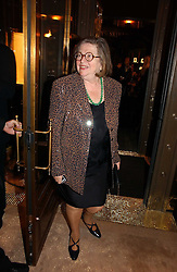 Aliza Moussaieff at a party to ceebrate the bublication of 'The Ravenscar Dynasty' by Barbara Taylor Bradford hld at the newly opened Mousaieff Store, 172 New Bond Street, London on 28th September 2006.<br /><br />NON EXCLUSIVE - WORLD RIGHTS
