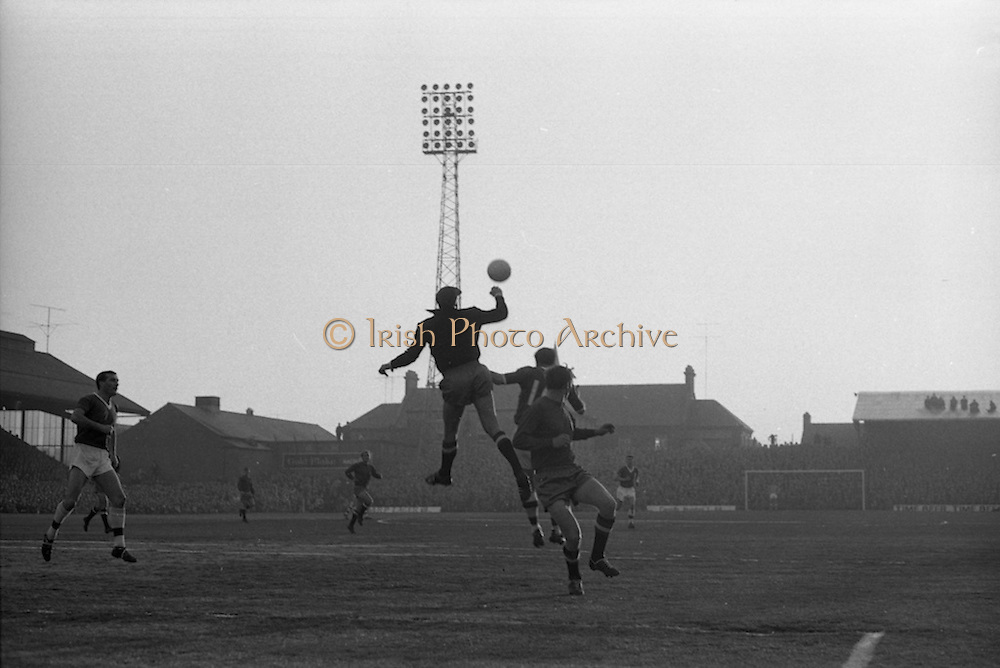 C505 - 1965 Ireland v Spain, World Cup Qualifier at