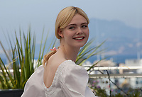 Elle Fanning at the The Beguiled film photo call at the 70th Cannes Film Festival Wednesday 24th May 2017, Cannes, France. Photo credit: Doreen Kennedy