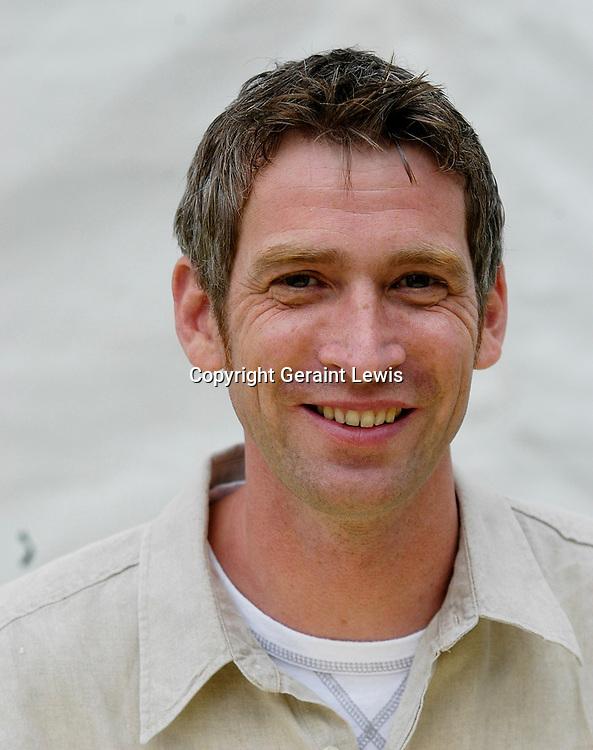 Adam Hargreaves writer of the Mr Men books  CREDIT Geraint Lewis