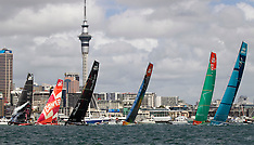 Auckland-Volvo Ocean Race - In Port Race