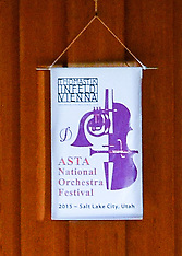 ASTA 2015 National Orchestra Festival Groups