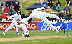 Wellington-Cricket, New Zealand v South Africa, 2nd test, Day 3