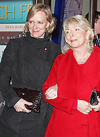 LONDON - January 29: Hermione Norris at the Costa Book of the Year Awards (Photo by Brett D. Cove)