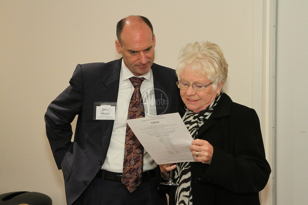 Seattle Opera Planned Giving seminar, 10/10/12.