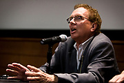 "John Nichols speaks during ""Celebrating two progressive icons — The Capital Times at 100 and the late Ed Garvey at the Cap Times 2017 Idea Fest, Saturday, September 16, 2017"