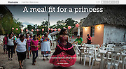 Mashable.com: &quot;A Meal Fit for a Princess&quot;. (January 18, 2016)<br />