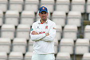 Alastair Cook of Essex during the first day of the Specsavers County Champ Div 1 match between Hampshire County Cricket Club and Essex County Cricket Club at the Ageas Bowl, Southampton, United Kingdom on 5 April 2019.