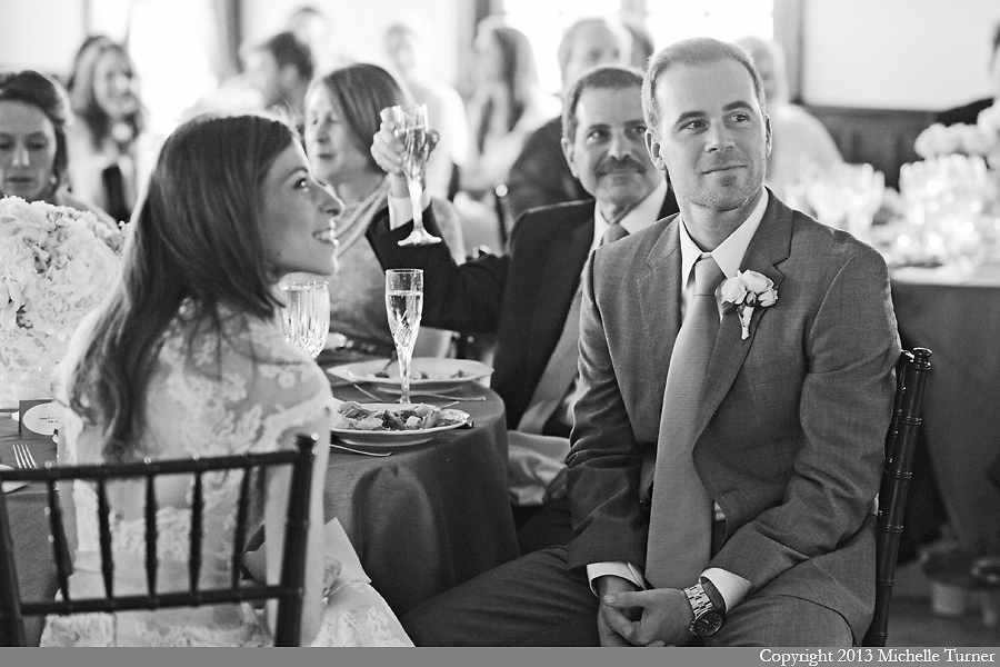 French's Point wedding and Maine wedding photography.