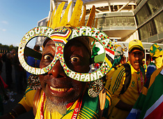 World Cup 2010 Preview - Fans