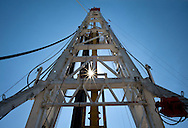 Consol Energy drill site