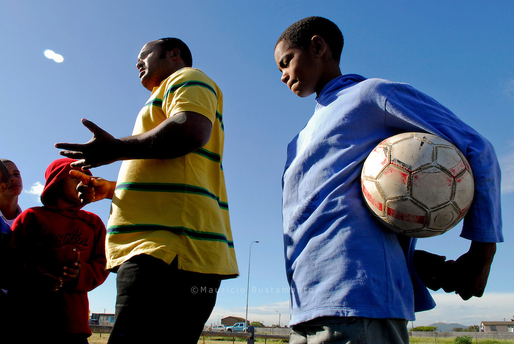 """Steeet Footbal Social Project """"Great Commission United"""""""