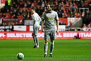 Daley Blind (17) of Manchester United during the EFL Cup match between Bristol City and Manchester United at Ashton Gate, Bristol, England on 20 December 2017. Photo by Graham Hunt.