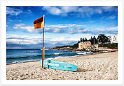 A relaxing morning on Coogee Beach [Coogee, NSW]<br />