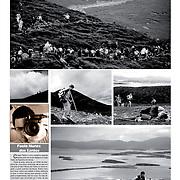 """""""Croagh Patrick: a montanha sagrada"""" in O Comercio"""