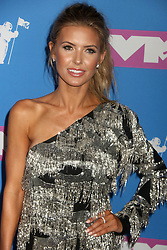 August 20, 2018 - New York City, New York, U.S. - AUDRINA PATRIDGE attends the arrivals for the 2018 MTV 'VMAS' held at Radio City Music Hall. (Credit Image: © Nancy Kaszerman via ZUMA Wire)