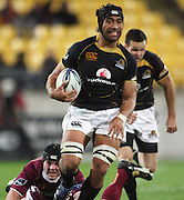 Wellington's Victor Vito.<br /> Air NZ Cup semi-final - Wellington Lions v Southland Stags at Westpac Stadium, Wellington, New Zealand, Saturday, 31 October 2009. Photo: Dave Lintott/PHOTOSPORT
