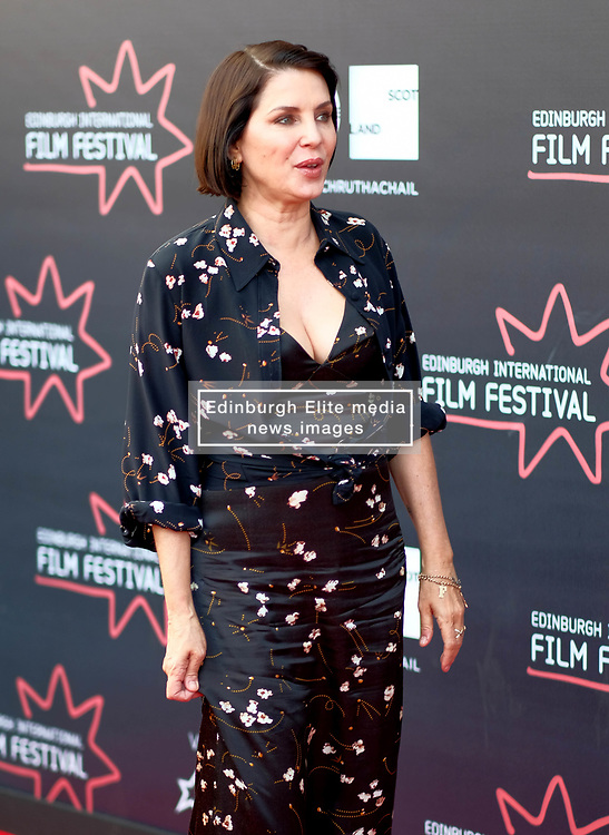 Edinburgh International Film Festival, Saturday, 23rd June 2018<br /> <br /> 'TWO FOR JOY' World Premiere<br /> <br /> Pictured:  Sadie Frost<br /> <br /> (c) Alex Todd | Edinburgh Elite media