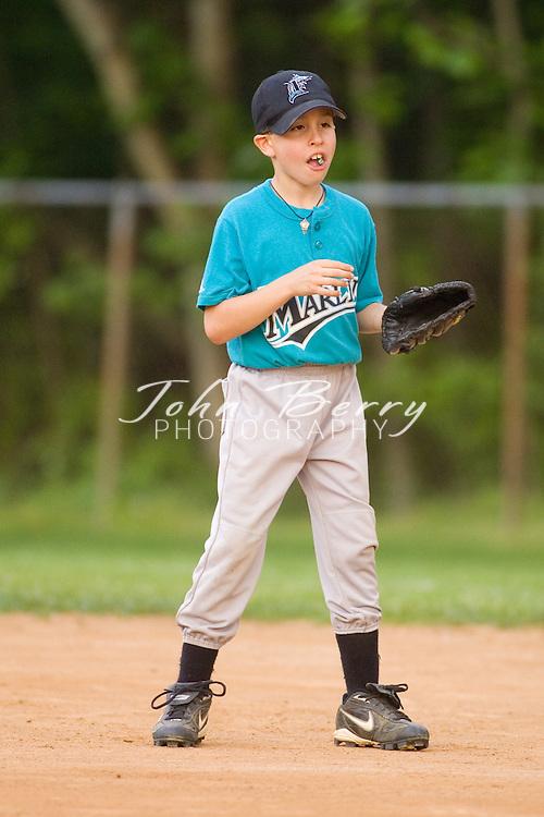 Madison Parks and Rec Baseball.Minors-Mets vs Marlins.5/11/2007