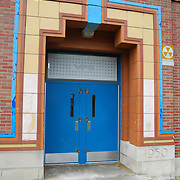 David L. Mackenzie High School is located on the west side of Detroit at 9275 Wyoming Avenue; its doors opened to students and faculty for the first time in September of 1928. Mackenzie High School was so named to honor the innovative educator and first Dean of the city college that would become Wayne State University.<br /> <br /> In April of 2007, the Detroit Board of Education announced that - due to budget constraints and declining enrollment - David L. Mackenzie High School would not open its doors for the 2007-2008 school year.