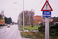 Belgio- Anche i cartelli indicano la presenza dei pazienti in famiglia.