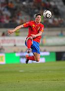 Soccer - World Cup build up Spain v Poland