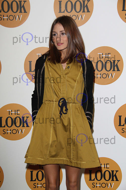 Olivia Palermo Celebrity arrivals for the Look Magazine Fashion Show, Victoria House Basement, Bloomsbury Square, London, UK, 18 February 2011: Contact: Ian@Piqtured.com +44(0)791 626 2580 (Picture by Richard Goldschmidt)