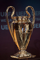 FOOTBALL - MISCS - UEFA CHAMPIONS LEAGUE 2010 - 1/8 FINAL DRAW - 18/12/2009 - PHOTO DPPI - THE CHAMPIONS LEAGUE'S TROPHY