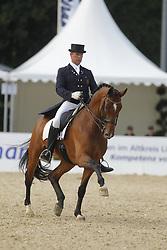 JORISSEN Philippe, Agneta<br /> Lingen Dressurfestival - 2011<br /> Prix St Georges<br /> © www.sportfotos-lafrentz.de/Stefan Lafrentz