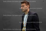 Nicklas Bendtner (FC København) ankommer til kampen i UEFA Europa League mellem FC København og Dynamo Kiev den 7. november 2019 i Telia Parken (Foto: Claus Birch / Ritzau Scanpix).