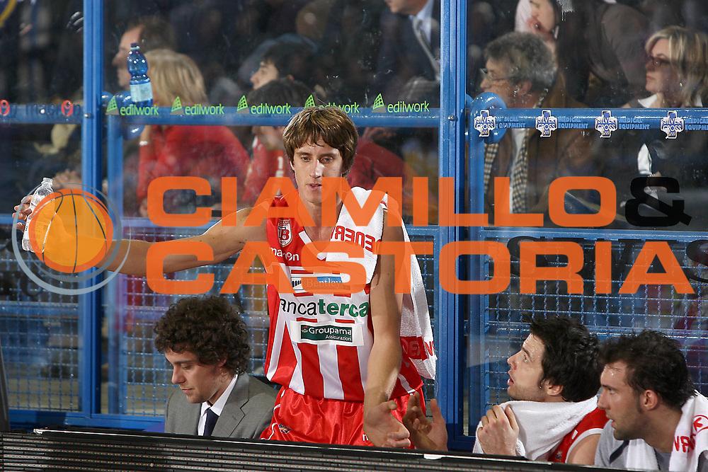 DESCRIZIONE : Porto San Giorgio Lega A 2010-11 Fabi Montegranaro Banca Tercas Teramo<br /> GIOCATORE : Achille Polonara<br /> SQUADRA : Banca Tercas Teramo<br /> EVENTO : Campionato Lega A 2010-2011<br /> GARA : Fabi Montegranaro Banca Tercas Teramo<br /> DATA : 02/01/2011<br /> CATEGORIA : ritratto<br /> SPORT : Pallacanestro<br /> AUTORE : Agenzia Ciamillo-Castoria/C.De Massis<br /> Galleria : Lega Basket A 2010-2011<br /> Fotonotizia : Porto San Giorgio Lega A 2010-11 Fabi Montegranaro Banca Tercas Teramo<br /> Predefinita :