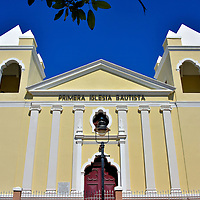 Primera Iglesia Bautista in Ponce, Puerto Rico<br />