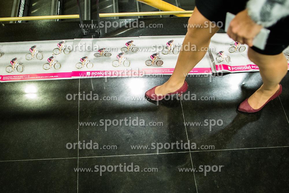 BTC City at Sports marketing and sponsorship conference Sporto 2015, on November 19, 2015 in Hotel Slovenija, Congress centre, Portoroz / Portorose, Slovenia. Photo by Vid Ponikvar / Sportida