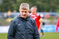 Fotball , 8. juli 2018 , Eliteserien , Bodø/Glimt - Brann<br /> trener Lars Arne Nilsen,  Brann