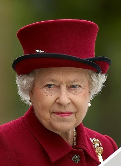 Bradford 24th May 2007 HM Queen Elizabeth II and HRH Duke of Edinburgh visit Bradford.