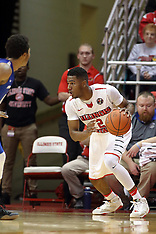 DJ Clayton Illinois State Redbird photos