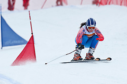 BOCHET Marie, FRA, Team Event, 2013 IPC Alpine Skiing World Championships, La Molina, Spain