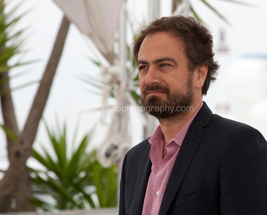 Director Justin Kurzel at the Macbeth film photo call at the 68th Cannes Film Festival Saturday 23rd May 2015, Cannes, France.