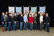 Bendix HR group photo on Friday, Nov. 15, 2013.