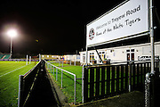 Treyew Road, home of Truro FC during the FA Trophy match between Truro City and Forest Green Rovers at Treyew Road, Truro, United Kingdom on 13 December 2016. Photo by Shane Healey.