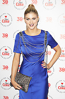 LONDON - January 30: Ashley James at the Diet Coke 30 Years Private Party (Photo by Brett D. Cove)