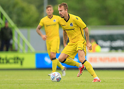 Chris Lines of Bristol Rovers - Mandatory by-line: Paul Roberts/JMP - 22/07/2017 - FOOTBALL - New Lawn Stadium - Nailsworth, England - Forest Green Rovers v Bristol Rovers - Pre-season friendly