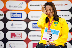 GARCIA Edenia BRA at 2015 IPC Swimming World Championships -  Women's 50m Backstroke S4