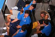 DESCRIZIONE : Bormio Torneo Internazionale Maschile Diego Gianatti Italia Polonia <br /> GIOCATORE : Danilo Gallinari Goenaga <br /> SQUADRA : Nazionale Italia Uomini Italy <br /> EVENTO : Raduno Collegiale Nazionale Maschile <br /> GARA : Italia Polonia Italy Poland <br /> DATA : 31/07/2008 <br /> CATEGORIA : <br /> SPORT : Pallacanestro <br /> AUTORE : Agenzia Ciamillo-Castoria/S.Silvestri <br /> Galleria : Fip Nazionali 2008 <br /> Fotonotizia : Bormio Torneo Internazionale Maschile Diego Gianatti Italia Polonia <br /> Predefinita :