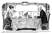 """""""Well, upon my word! After all the trouble I had to get a quarter of a pound of butter, the cook's sent up margarine. I should hate the maids to go short, but I do think we ought to share things."""""""
