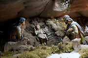 Belo Horizonte_MG, Brasil...Presepio do Pipiripau, localizado no Museu de Historia Natural e Jardim Botanico (MHNJB) da UFMG , o Presepio do Pipiripau foi criado ao longo do seculo XX, pelo artesao Raimundo Machado, sincroniza 586 figuras moveis, distribuidas por 45 cenas, que contam a historia da vida e da morte de Jesus Cristo, costurada ao cotidiano de uma cidade, com sua variedade de artes e oficios em Belo Horizonte, Minas Gerais...One of the main attractions in Belo Horizonte, the Presepio do Pipiripau is located in the Museu de Historia Natural and the Jardim Botanico da UFMG. The work is a representation of the manger where the baby Jesus was received at birth.Produced by the craftsman Raimundo Machado, in Minas Gerais, the crib began to be assembled in 1906, when Raimundo was 12. Today, the work translates 45 scenes of the birth of baby Jesus...Foto: LEO DRUMOND / NITRO