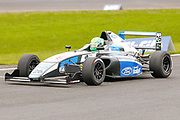 Louis Foster(GBR) Double R Racing during the FIA Formula 4 British Championship at Knockhill Racing Circuit, Dunfermline, Scotland on 15 September 2019.