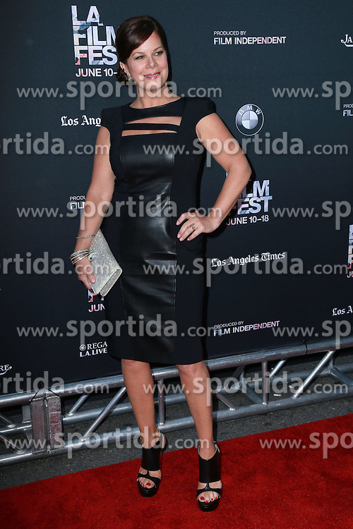 Marcia Gay Harden, at the &quot;Grandma&quot; Premiere, Regal Cinemas, Los Angeles, CA 06-10-15. EXPA Pictures &copy; 2015, PhotoCredit: EXPA/ Photoshot/ Martin Sloan<br /> <br /> *****ATTENTION - for AUT, SLO, CRO, SRB, BIH, MAZ only*****