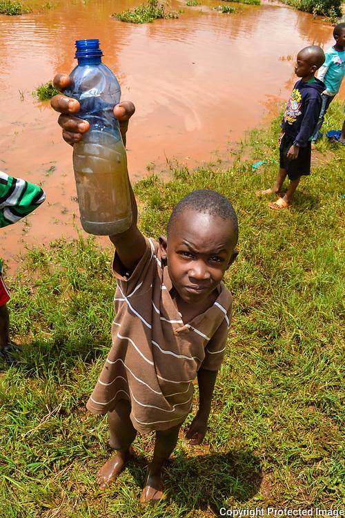 Dirty Water by Mary Wanjiru